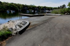 Falmouth's New $300,000 Boat Ramp Is Nice - Until You Need To Launch A Boat