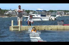 Nantucket Riptide Rescue Captured On GoPro Video - Family Seeks Rescuers Identity