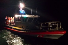 BREAKING NEWS: The Falmouth Raw Bar Booze Cruise Ran Aground - Coast Guard Rescuing Passengers